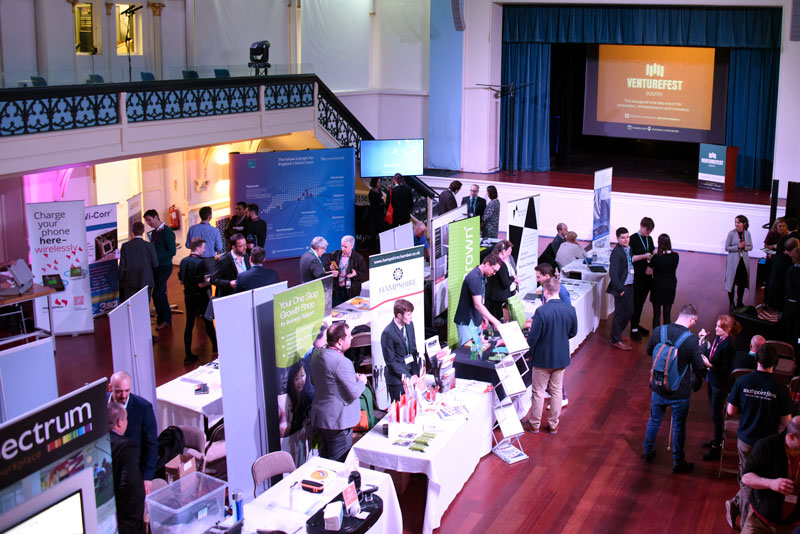 HUNDREDS ATTEND VENTUREFEST SOUTH