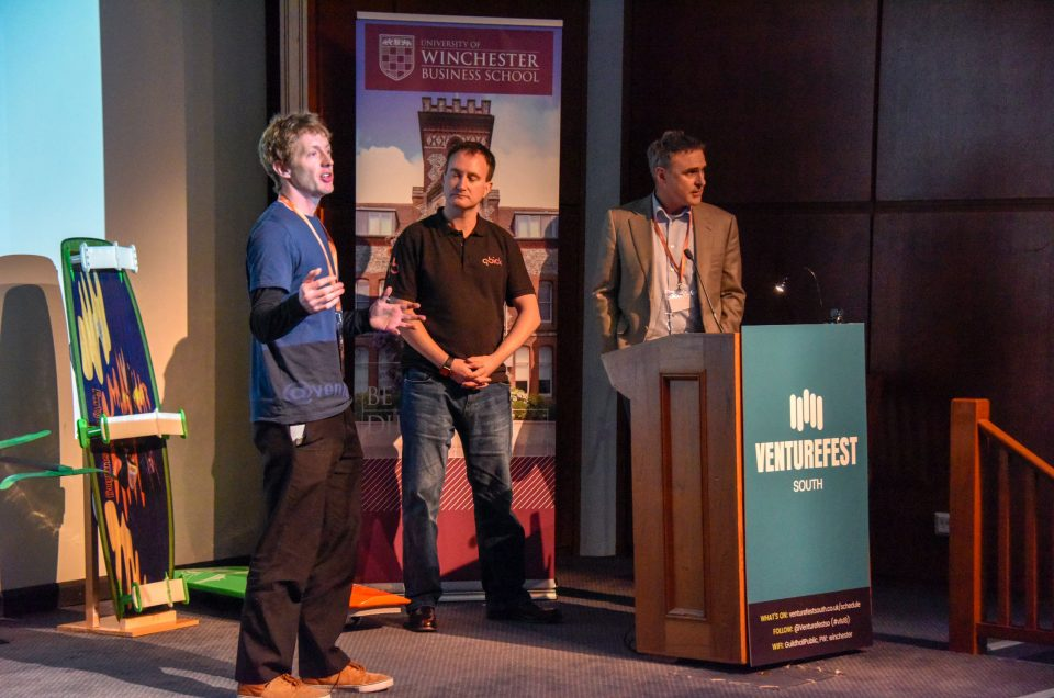 Portsmouth innovators take Venturefest South by storm