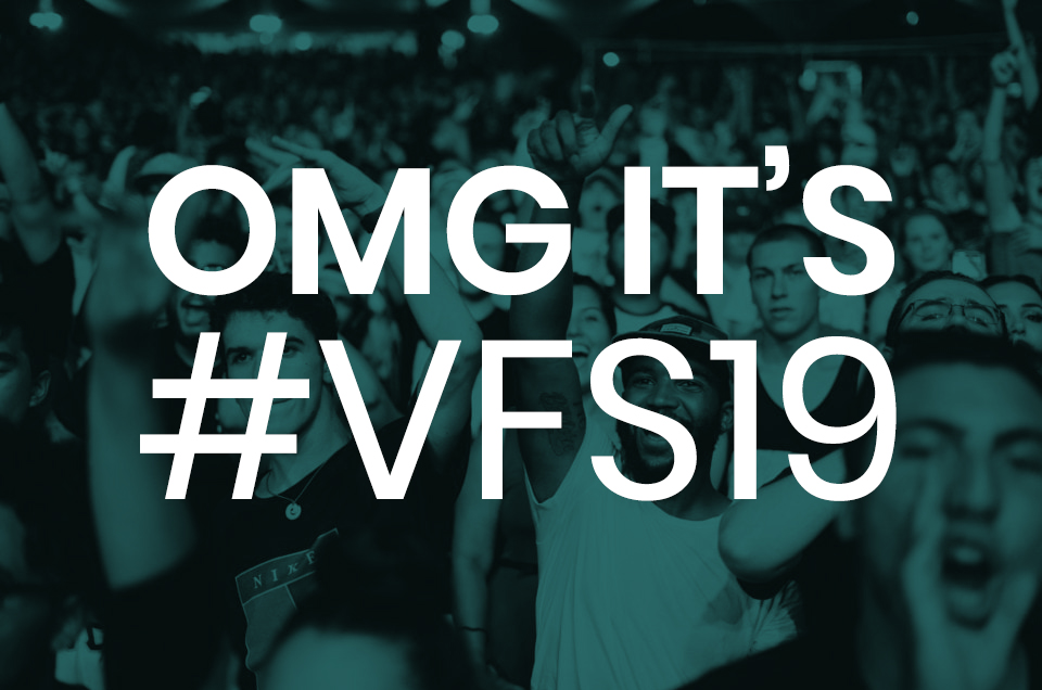 SAVE THE DATE #VSF19 SHOWCASE