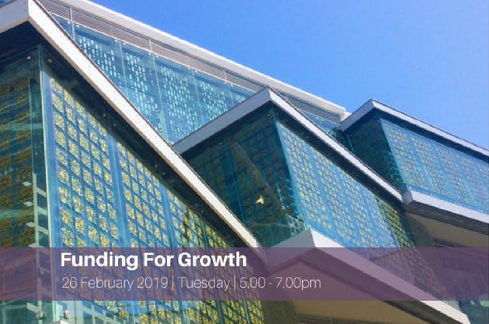 Funding for Growth Event