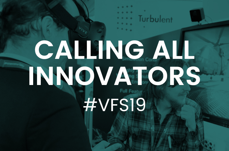 Why innovative SMEs, start-ups and entrepreneurs should be at #VFS19