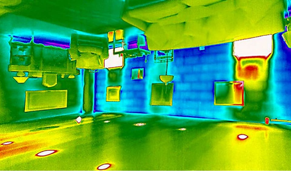 iRed announce partnership with the University of Portsmouth for thermal imaging research and development