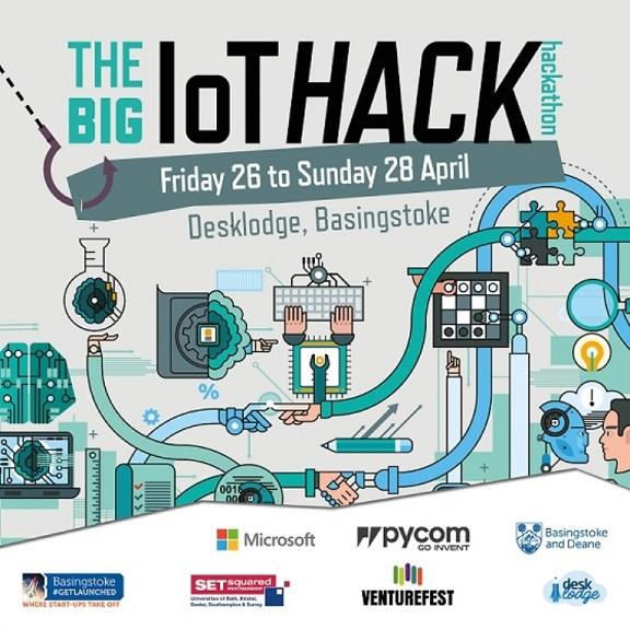 The Big IoT Hack