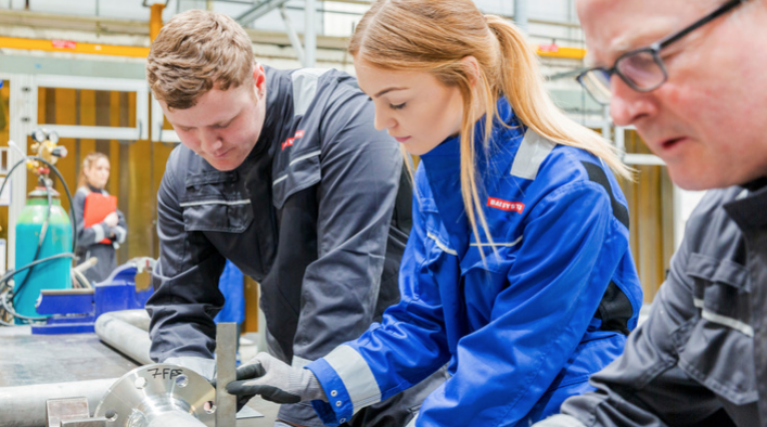 #VFS20 Headline Partner, BAE Systems, announces record-breaking apprentice intake set as UK programmes ramp up