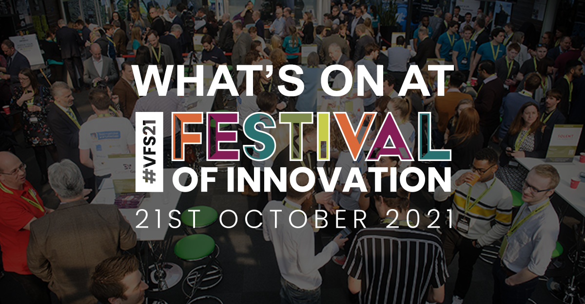 Important update about #VFS20 Festival of Innovation