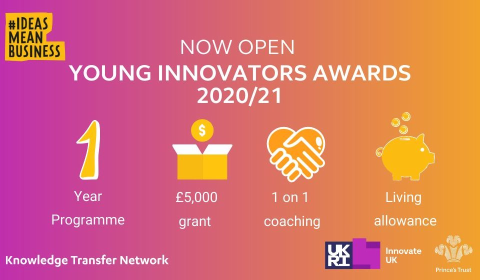 The Young Innovators Awards 2020/21