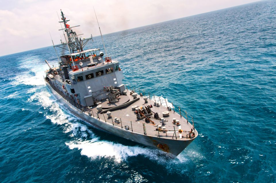 Dstl's DASA launched its Intelligent Ship Phase 2 competition