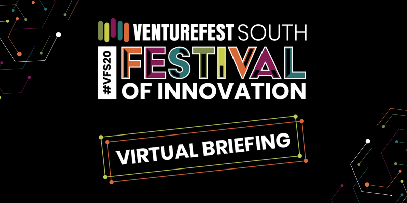 Venturefest South gets innovative to help the south's businesses overcome COVID-19