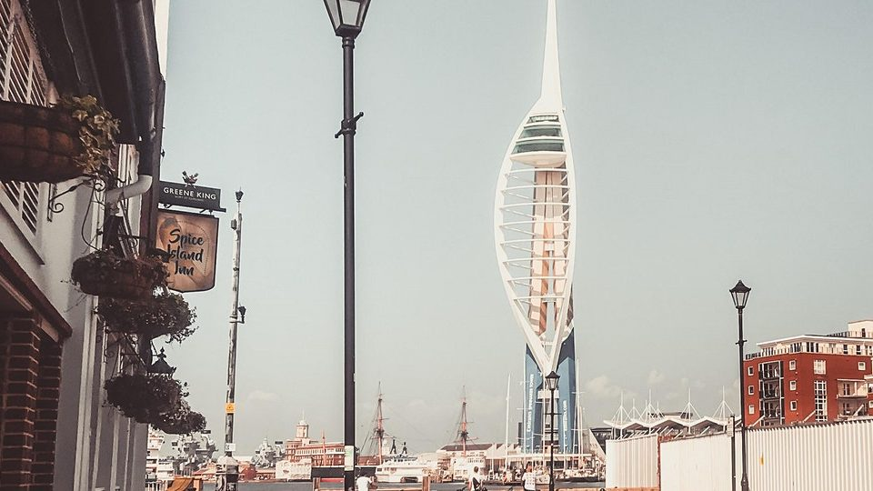 University of Portsmouth Workshop on Funding