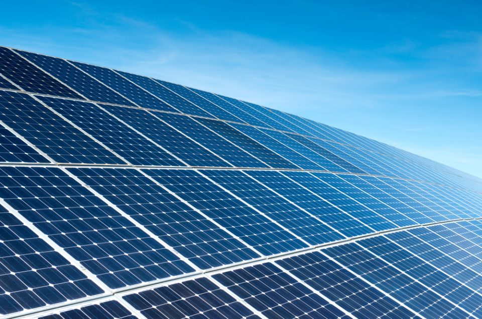 Solar and battery first to help power Portsmouth International Port
