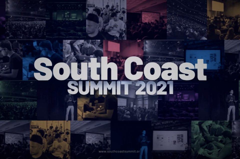 South Coast Summit 2021 – Microsoft Cloud Technology Conference